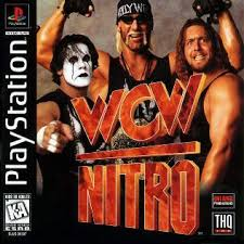 WCW Nitro - PS1 - ISOs Download