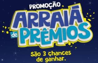 Cadastrar Promoção Mondelez 2017 Arraiá de Prêmios 2017