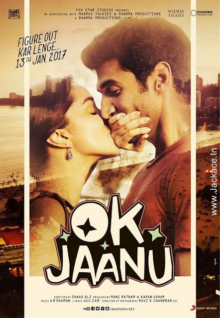 OK Jaanu Budget, Screens & Day Wise Box Office Collection