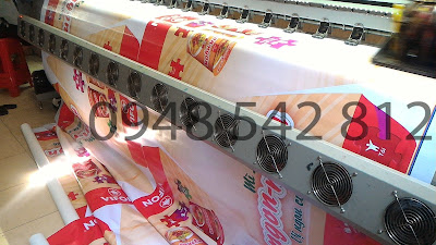 Dù quảng cáo mì ăn liền Ngon-ngon- Vifon