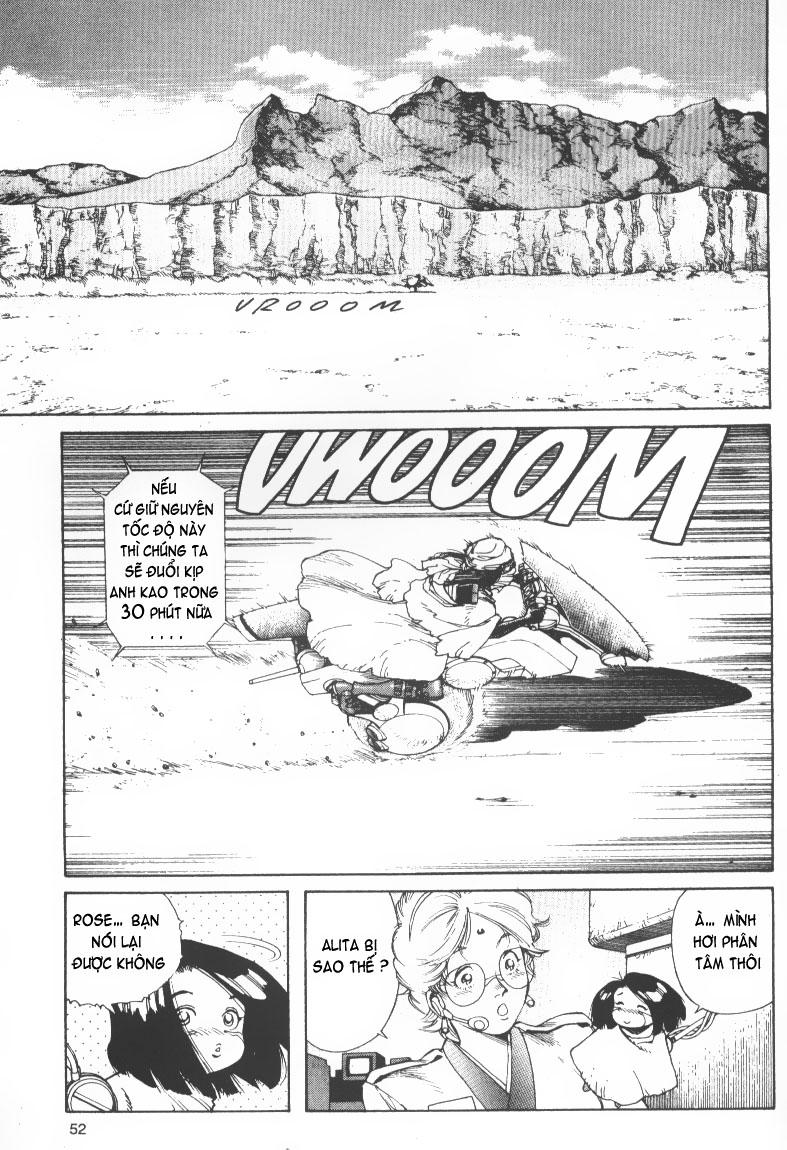 Battle Angel Alita chapter 44 trang 3