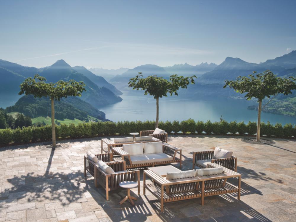 Lust auf absolute Ruhe? Dieses Hideaway im Herzen der Schweiz entspannt garantiert