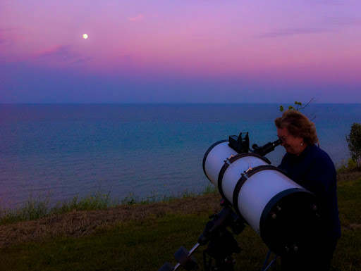 Observing the Super Moon at the Lake Moon Festival - Concordia Universit
