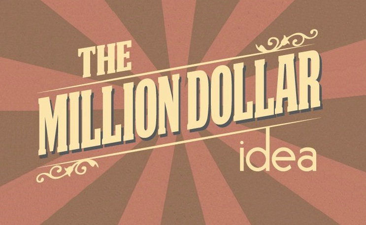 The Million Dollar Ideas - [Comics #Infographic] - #technology