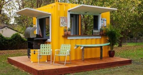 Kanopi Unik Baja Ringan Desain Warkop Dengan Budget Murah Full Material
