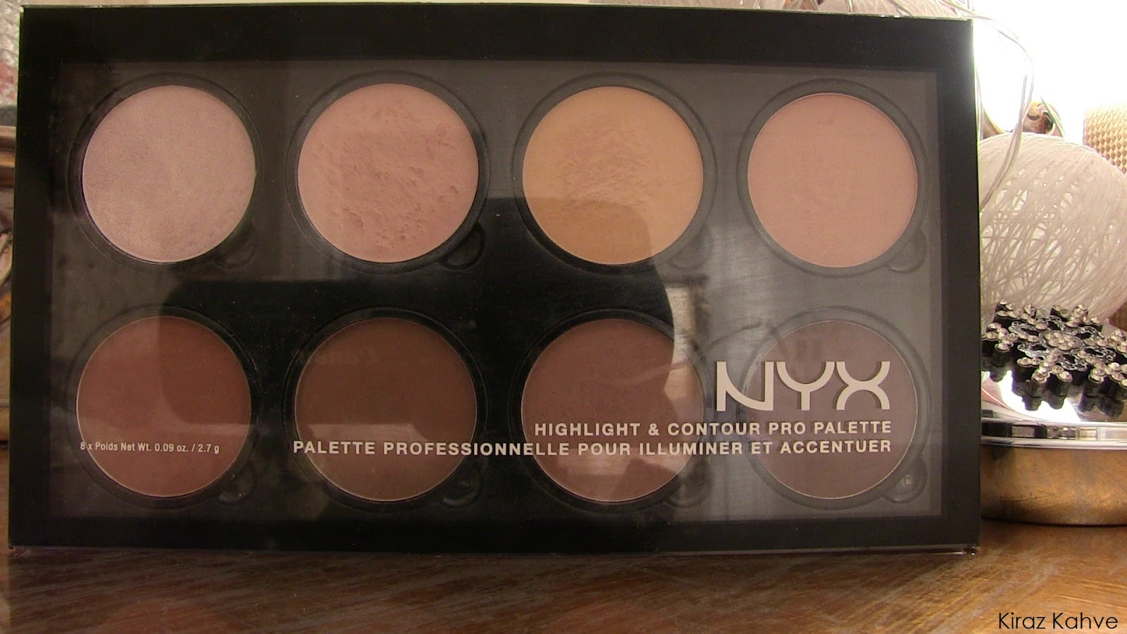 NYX Highlight Contour Pro Palette