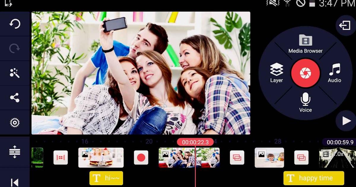 Aplikasi Edit Video Android Tanpa Watermark Terbaik Gitgets