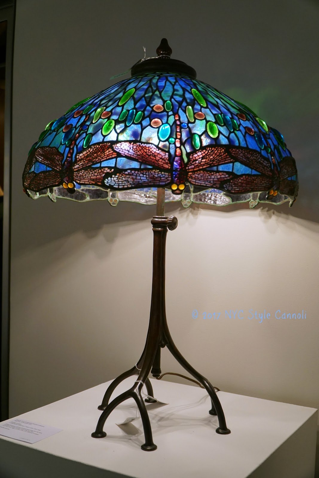 Louis Comfort Tiffany Lamps At Christieu0027s New York