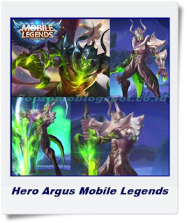 Tips dan Trik Item Build dan Belajar Main Argus Mobile Legends