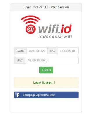 bobol wifi id