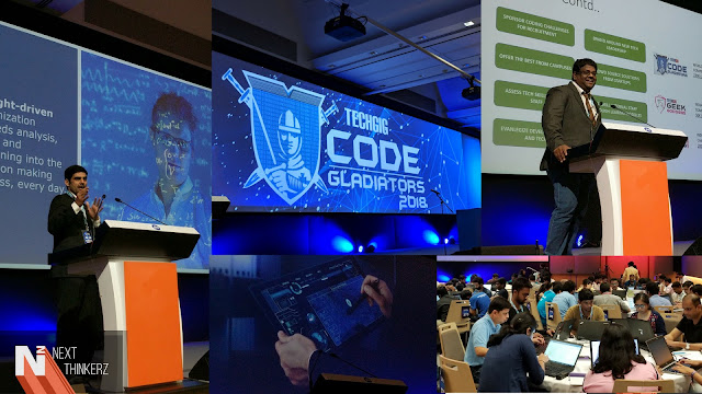 TechGig Code Gladiators 2018 congratulates India's mightiest coders; discussions stick to IOT & AI.