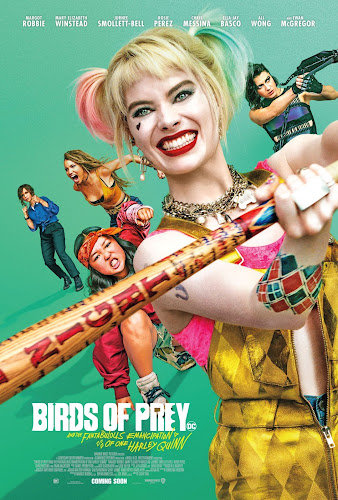 Birds of Prey (BRRip 720p Dual Latino / Ingles) (2020)