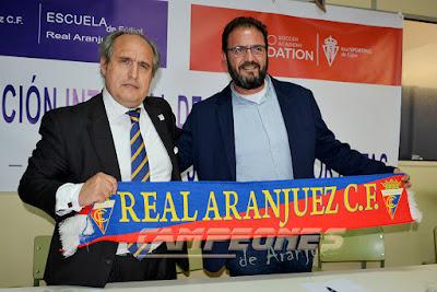Escuela Mareo Real Aranjuez