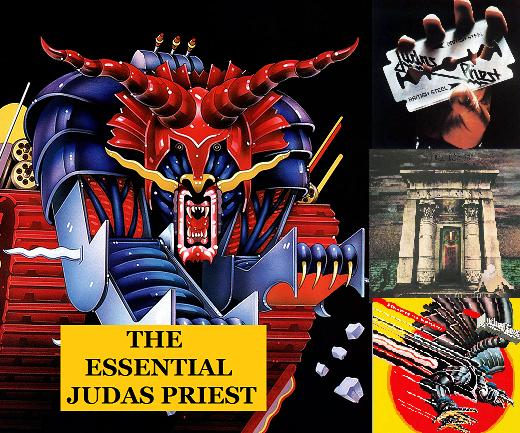 dog star omnibus the essential judas priest