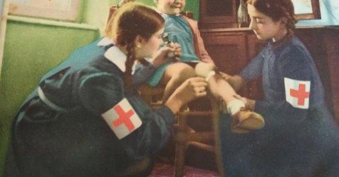 Ευχαριστίες από το Σύλλογο ΑμεΑ Ν.Αργολίδας στον Ελληνικό Ερυθρό Σταυρό παράρτημα Άργους