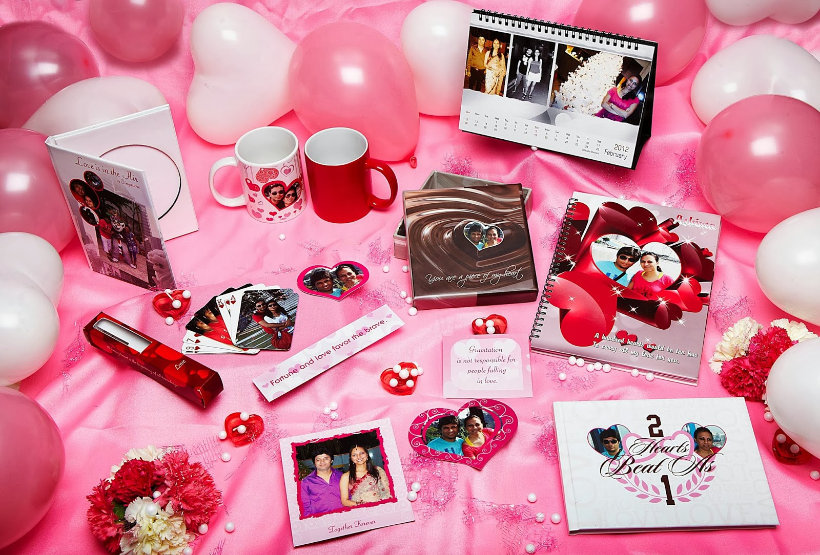 A Fantastic And Very Large Range Of Unique Personalized Valentines Day Gifts For Him Her Boyfriend Girlfriend Husband