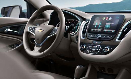 2018 Chevrolet Malibu Hybrid MPG