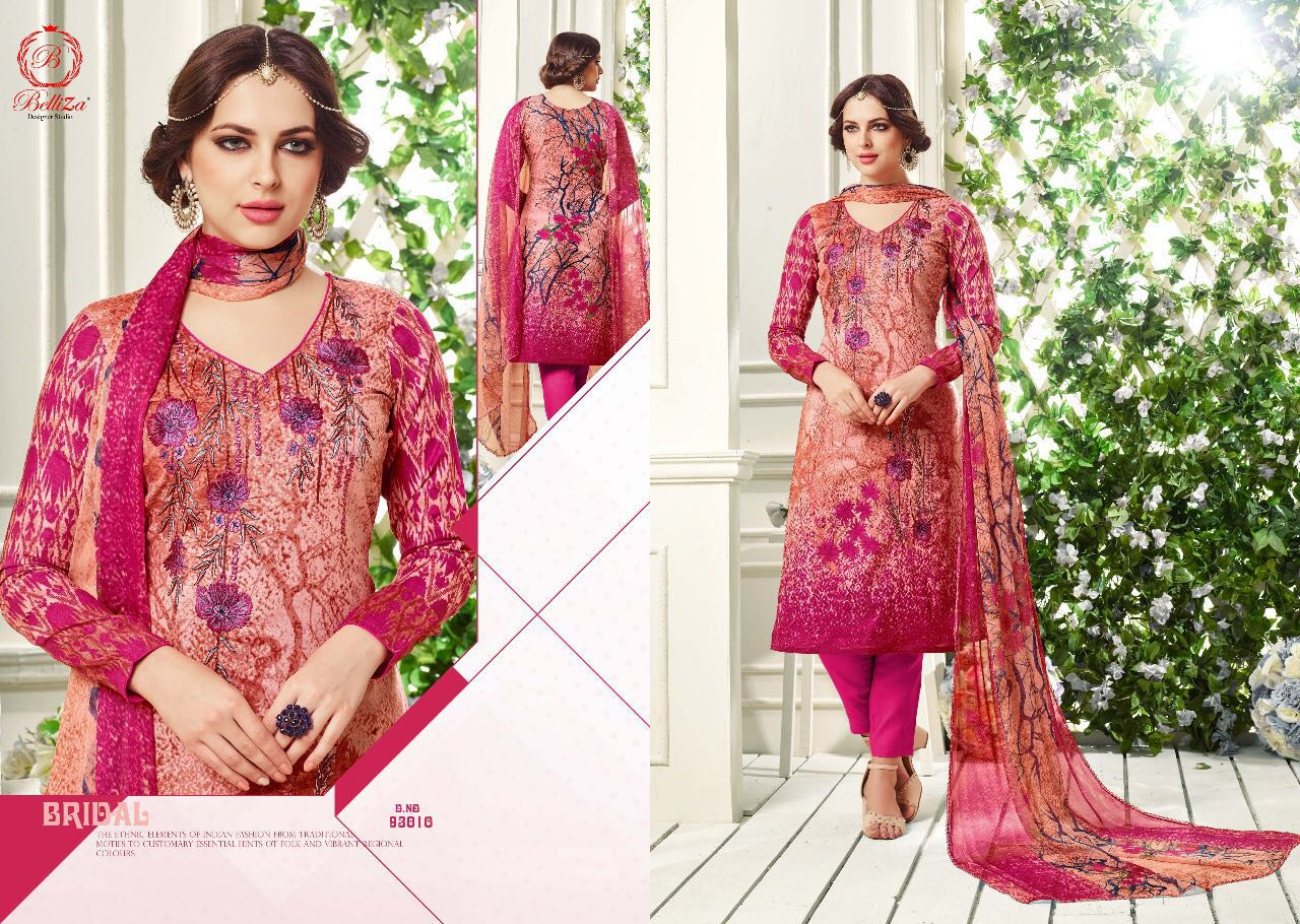 8b4191debe Wholesale: Zulfat 9300 Belliza Designer Studio Suits catalog