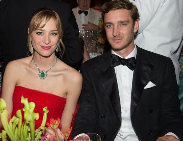 Grimaldi Family of Monaco, Beatrice Borromeo pregnant, Beatrice Borromeo will be the mother. Princess Caroline
