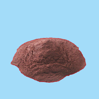 coil grout, red coil grout, induction furnace refractories, furnace coil grout - Changxing Refractories