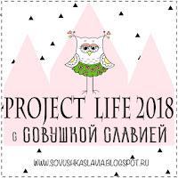 Проект Жизнь 2018
