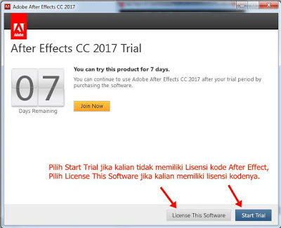 Cara Instalasi Adobe After Effect CC 2015 Full Version