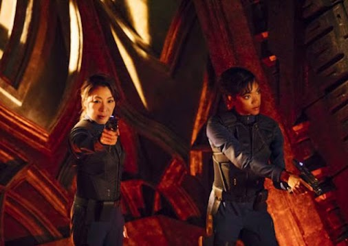 Star Trek Discovery: Season 1 Episode 2 - Battle at the Binary Stars - Episode Reviewed Here!  #startrek...