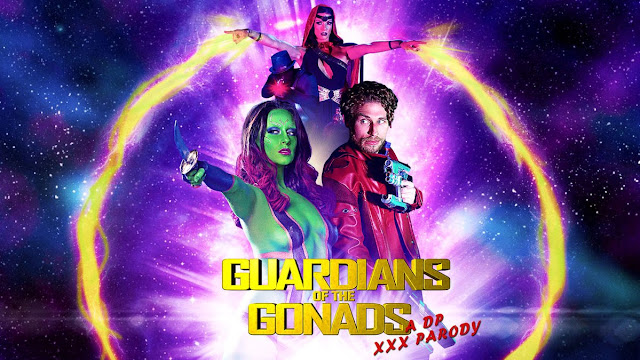 Cassidy Klein - Guardians of The Gonads A DP XXX Parody (Guardians of The Galaxy Porn Parody)