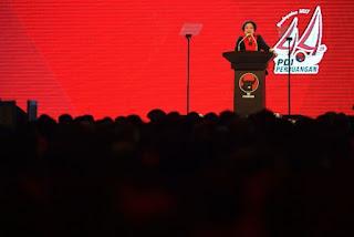 Dua kalimat penyebab Megawati dilaporkan