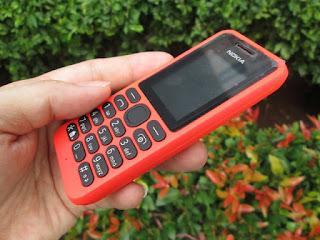 Nokia 130 Jadul Seken Dual SIM Slot MicroSD Phonebook 500