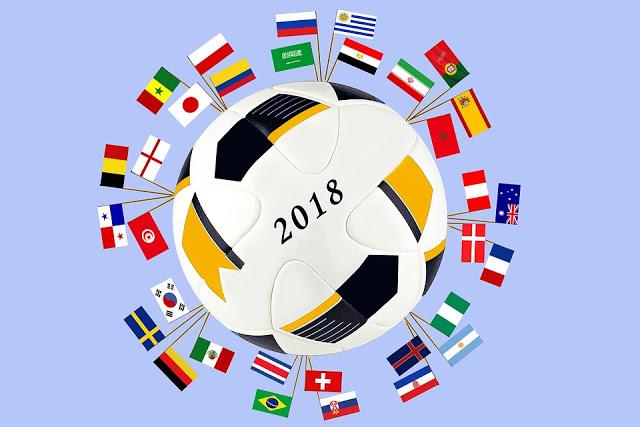 Jadwal Piala Dunia 2018 di Rusia Selengkapnya