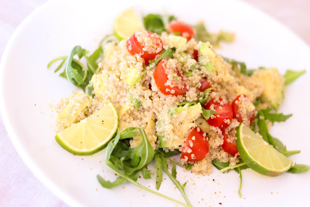 quinoa, weight loss