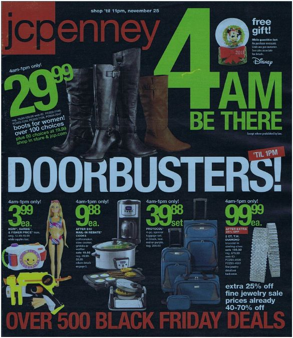 65981da73dd115 Black Friday 2011: JC Penney - NorCal Coupon Gal