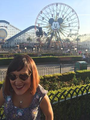 Parc Disney California Adventure à Anaheim Paradise Pier