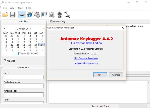 Ardamax Keylogger 4.4.2 + Crack