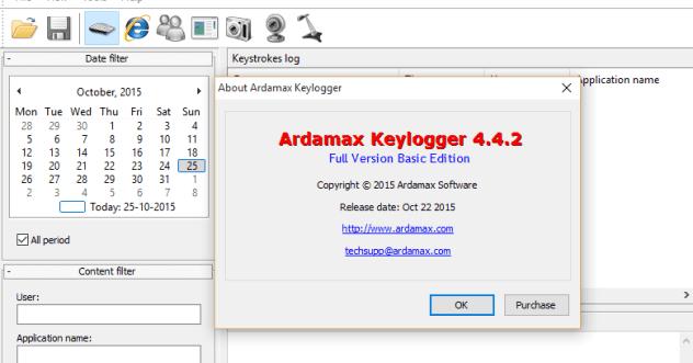 ardamax keylogger full 4.7