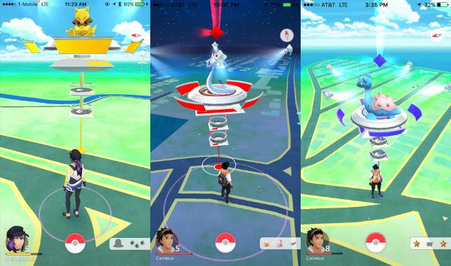 Hanke comenta que la próxima gran actualización reinventará los gimnasios en Pokémon GO