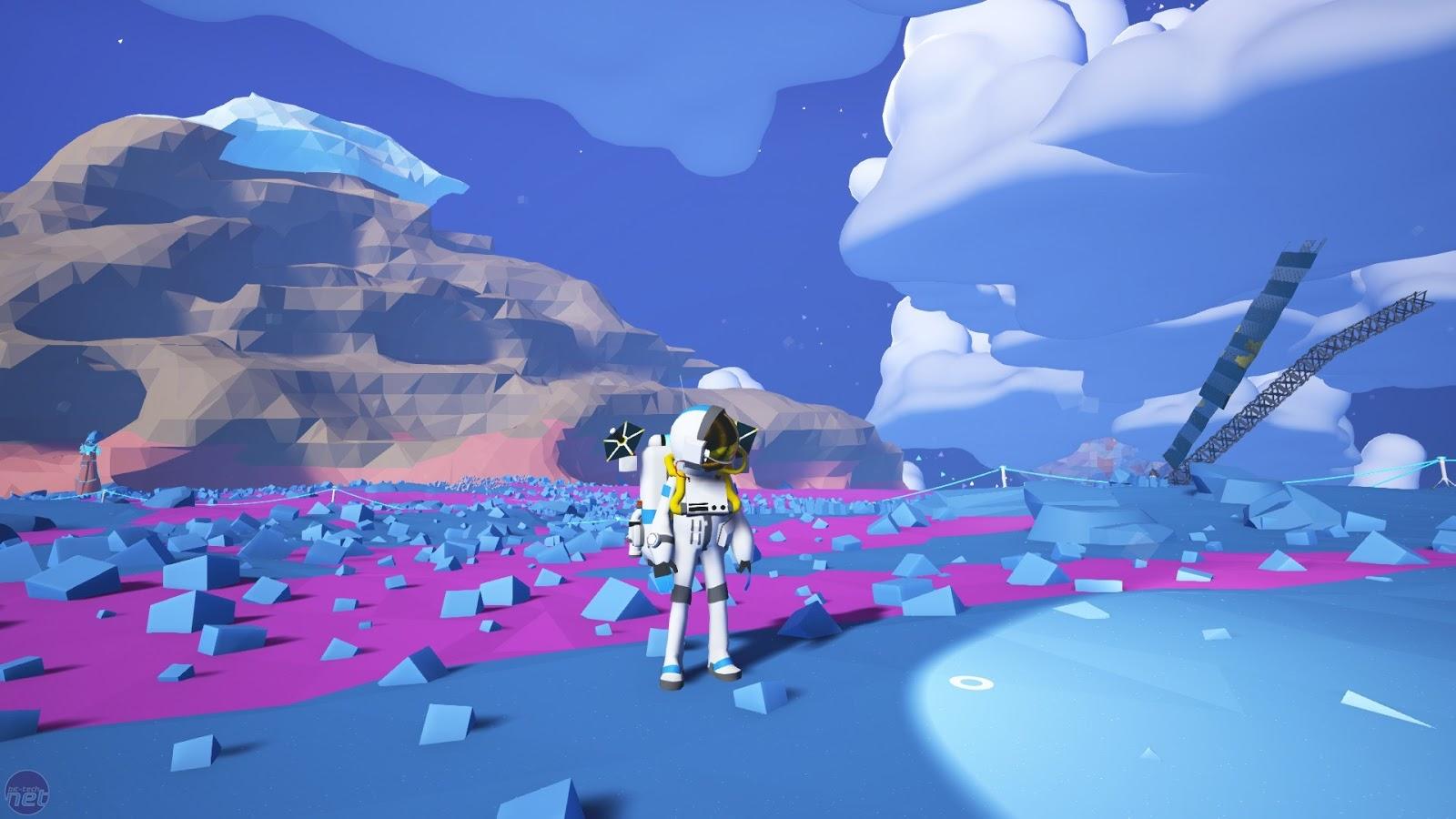 Astroneer получила релизную версию на Xbox One и поддержку Xbox Play