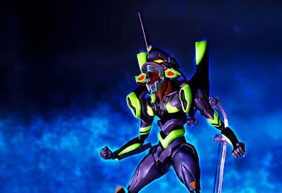 "Parfom EVA-01 Metallic Ver. de ""Rebuild of Evangelion"" - Phat Company"
