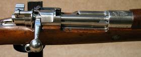 Historia del Fusil Argentino_1909_azione