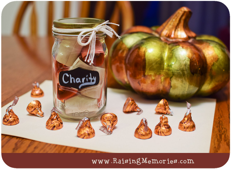 DIY We Love You Jar Craft for Fall