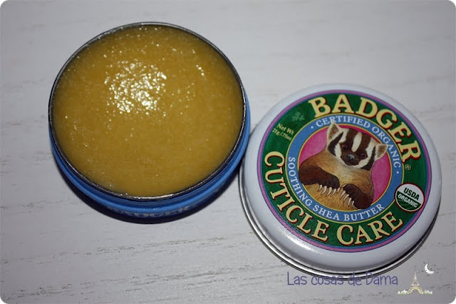 Favoritos 2015 Badger Balm