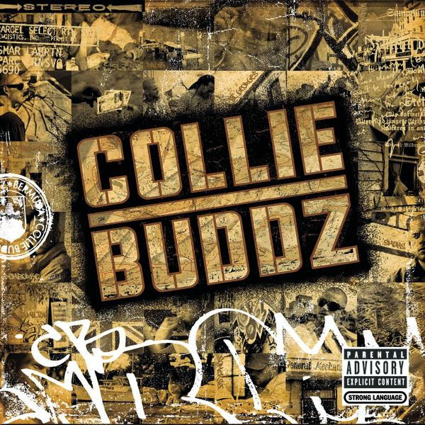 Collie Buddz - Collie Buddz Cover