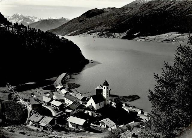 Graun in Vinschgau Curon Venosta