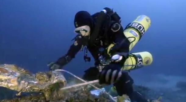 7 Penemuan Arkeologi Bawah Laut Paling Menghebohkan Dunia Tahun 2015