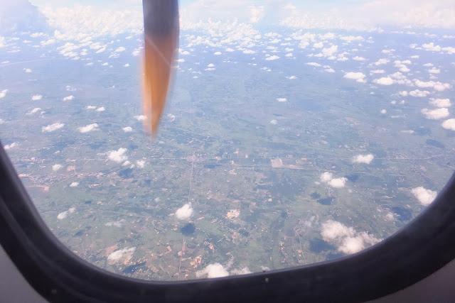 Thailand-view タイの上空2