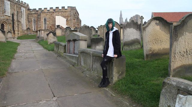 Graveyard, Killstar, Kill star OOTD, Nugoth,