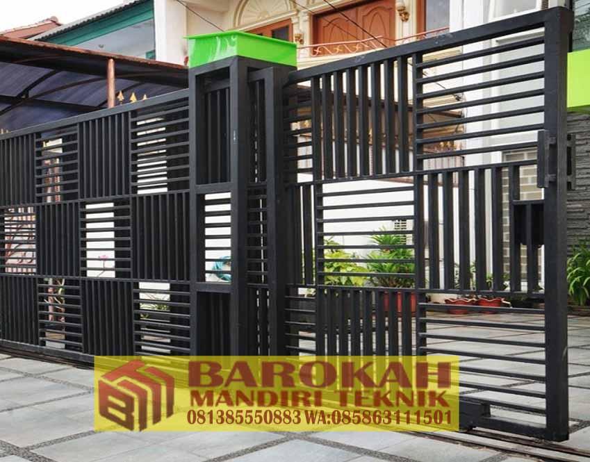 Harga Pagar Besi Per Meter Di Bogor | Barokah Mandiri Teknik I Info  081297736417