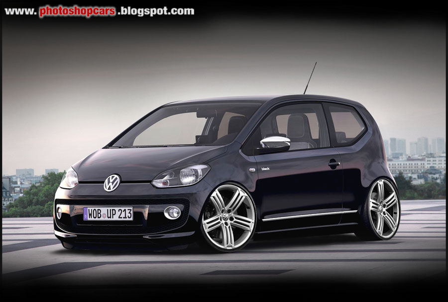 volkswagen up tuning iliketuning. Black Bedroom Furniture Sets. Home Design Ideas