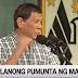 "WATCH: Duterte Nag-joke sa kanyang Latest Speech ""Kapag wala akong swerte, pag-uwi ko dito cargo rin sakay sa C130! Total nandyan nmn si Bise Presidente"""